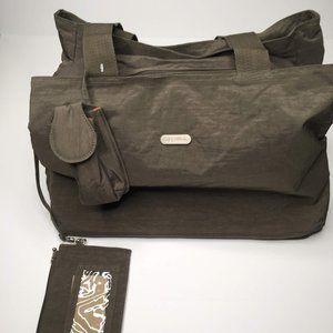Baggallini Gray Shoulder Bag AA08